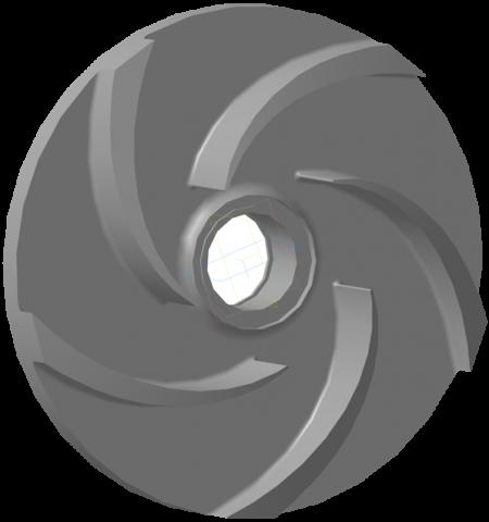Centrifugal Pumps SDM. Impeller