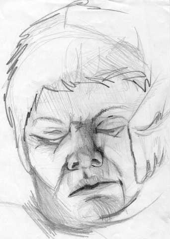 Portrait Shchupak Galina, 